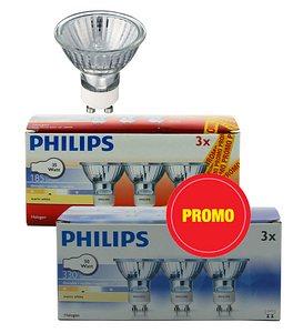Промо кампания с халогенни лампи Philips - Есен 2015