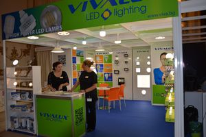 VIVALUX участва на International Electric & Automation Show