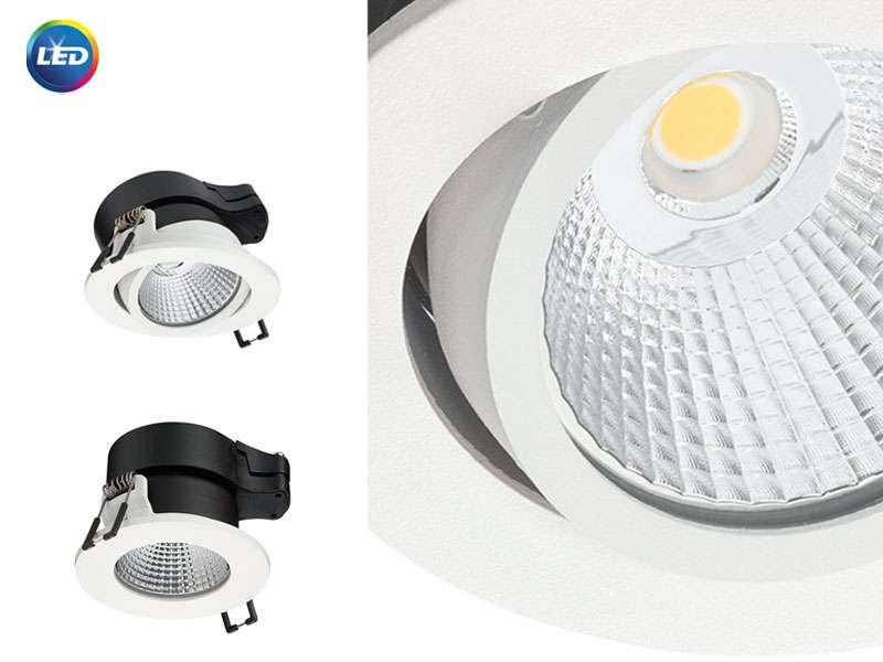 LEDINAIRE Clear Accent – надеждни и достъпни луни за вграждане